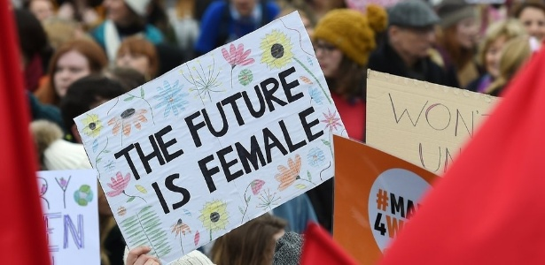o futuro é feminino