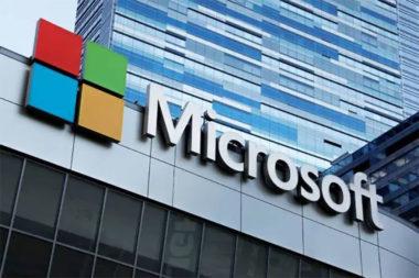 Microsoft: 92% dos funcionários se disseram satisfeitos com a jornada semanal de 4 dias (Mike Blake/Reuters)