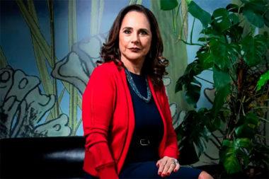 Foto de Sofia Esteves, fundadora da Cia de Talentos