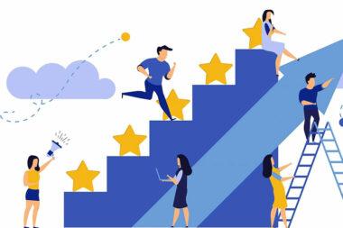 Cobrindo gaps de competência com treinamento profissional